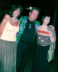 Mercedes Ruehl, Terry Gilliam and Amanda Plummer at the Vision Awards and Screening Gala.
