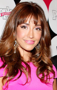 Fernanda Romero at the 15th Annual People En Espanol