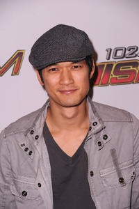 Harry Shum, Jr. at the KIIS FM's Wango Tango 2011 in California.