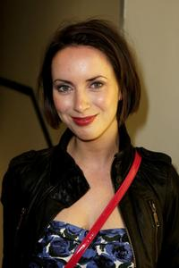 Kate O'Flynn at the UK premiere of