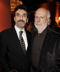 Chuck Lorre and James Burrows at the Alzheimer's Association's 11th Annual A Night at Sardi's.