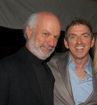 James Burrows and Michael Patrick King at the premiere of