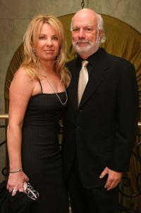 Debbie Easton and James Burrows at the 11th Annual Costume Designers Guild Awards.