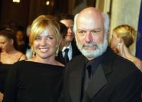 James Burrows and Guest at the Museum of Television and Radio's Annual Los Angeles gala to honor Ted Danson and Dick Wolf.