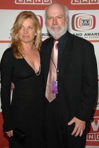 James Burrows and Guest at the 2006 TV Land Awards.
