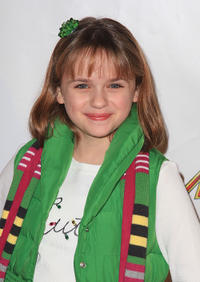 Joey King at the 102.7 KIIS FM's Jingle Ball 2010 in California.