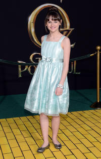 Joey King at the California premiere of