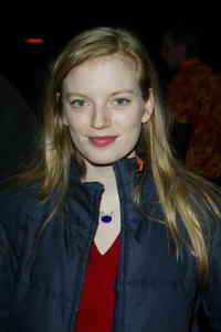 Sarah Polley at the 2003 Sundance Film Festival.