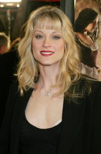 Teri Polo at the premiere of
