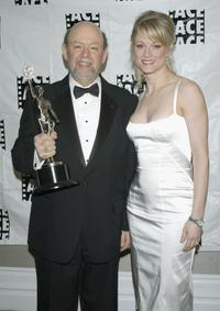 Paul Hirsch and Teri Polo at the 55th ACE Eddie Awards.
