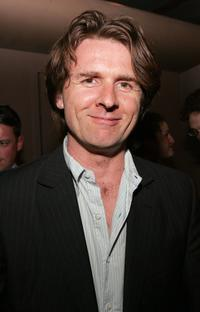 John Polson at the 5th Annual Tribeca Film Festival Tropfest pre-party.