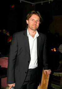 John Polson at the Tropfest cocktail reception during the 2007 Tribeca Film Festival.