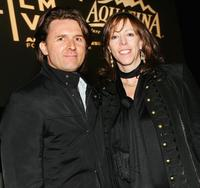 John Polson and Jane Rosenthal at the 5th Annual Tribeca Film Festival.