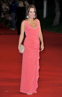 Antonella Ponziani at the premiere of