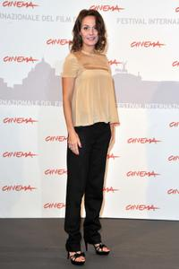 Antonella Ponziani at the photocall of