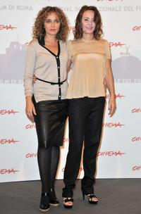 Valeria Golino and Antonella Ponziani at the photocall of