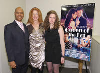 """Tommy Garrett, Tanna Frederick and Sabrina Jaglom at the premiere of """"Queen of the Lot."""""""