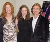 Tanna Frederick, Sabrina Jaglom and Ron Vignone  at the premiere of