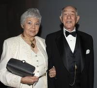 Shelley Berman and wife Sarah at the 12th Annual Screen Actors Guild Awards.