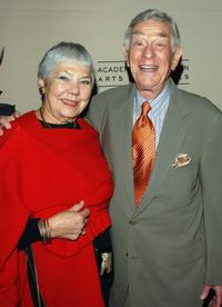 Sarah Berman and Shelley Berman at the ATAS Presents An Evening with