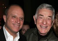 Chris Albrecht and Shelley Berman at the HBO's Annual Pre-Golden Globe Reception.