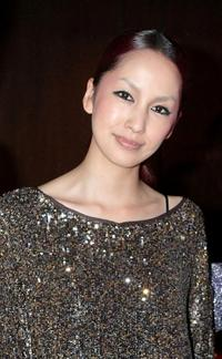 Mika Nakashima at the after party of the Japan premiere of