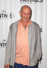 Richard Portnow at the opening night of