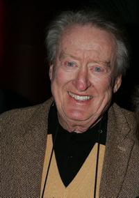 Tom Poston at the after party of the opening night of