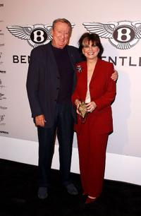 Tom Poston and Suzanne Pleshette at the