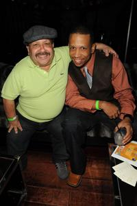 Chuy and Jay Phillips at the JHRTS 6th Annual