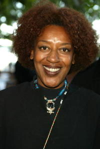 CCH Pounder at the Fox Network's TCA Summer Tour Party.