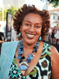 CCH Pounder at the California premiere of