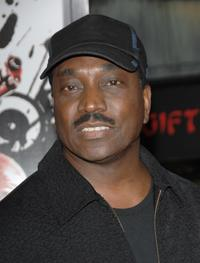 Clifton Powell at the premiere of