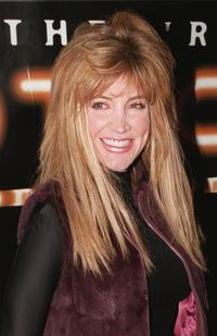Crystal Bernard at the Hypnotic.com launch party.