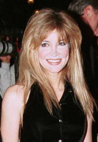 Crystal Bernard at the 24th Annual Los Angeles Free Clinic Dinner.
