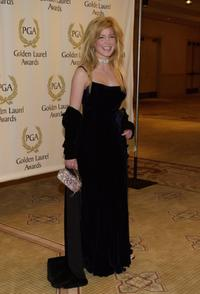 Crystal Bernard at the Producers Guild of America 12th Annual Golden Laurel Awards.