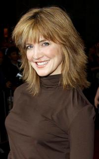 Crystal Bernard at the premiere of