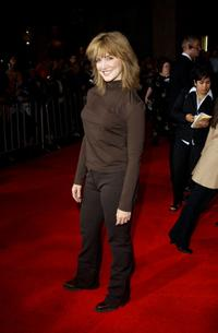 Crystal Bernard at the Hollywood premiere of