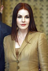 Priscilla Presley at the launch of