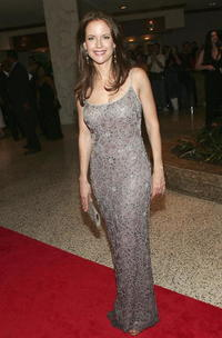 Kelly Preston at the White House Correspondents' Dinner.