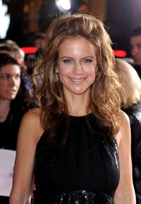 Kelly Preston at the California premiere of