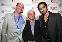 Director Doron Weber, David Freeman and Amir Arison at the Sloan anniversary party during the 2007 Tribeca Film Festival.