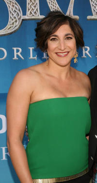 Producer Katherine Sarafian at the California premiere of