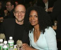 Lonny Price and Audra McDonald at the 60th Annual Theater World Awards.