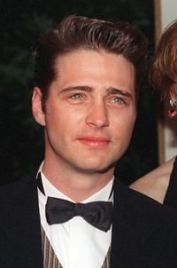 File Photo of Canadian-born actor Jason Priestley, dated 22 January 1995.