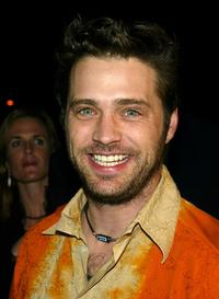 Jason Priestley at the Fox All-Star party for the 2004 TCA Winter Tour.