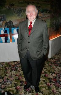 Robert Prosky at the after party of the opening night of