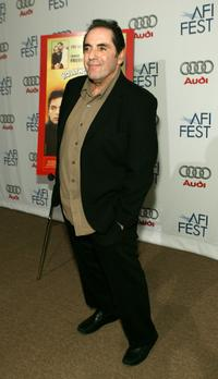 David Proval at the world premiere of