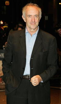Jonathan Pryce at The Times London BFI Film Festival for