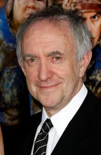 Jonathan Pryce at the premiere of
